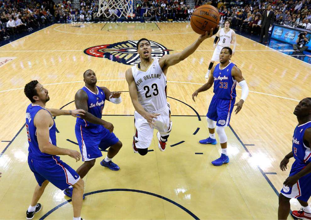 Video: The New Orleans Pelicans - by the numbers _lowres