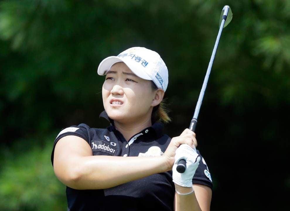 Inbee Park leads Meijer LPGA Classic _lowres