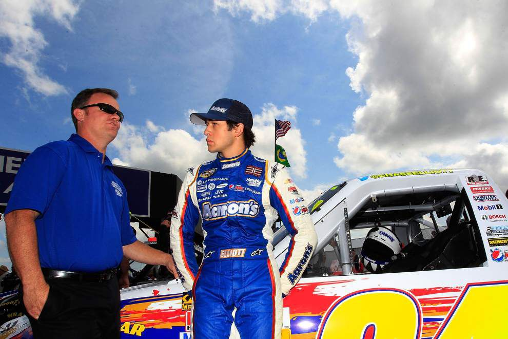 Rabalais: Hendrick Motorsports' success satisfying for Lance McGrew _lowres