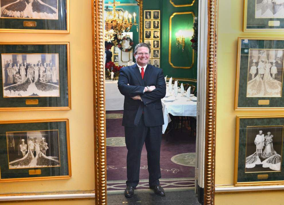 Antoine's, New Orleans' oldest restaurant, to mark 175th anniversary with menu, marketing changes _lowres