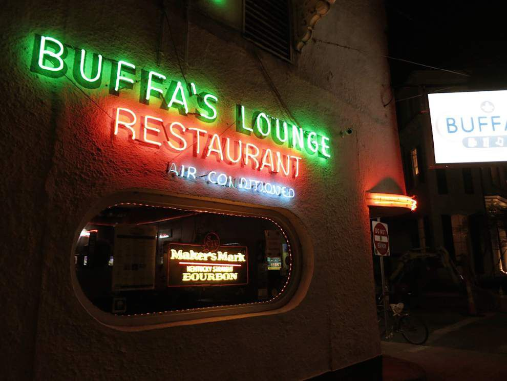 Surveillance video: Buffa's bar on Esplanade Ave. robbed on eve of anti-crime rally _lowres