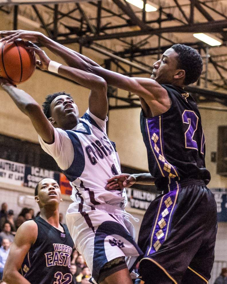 STM defense crucial to 49-34 victory over Warren Easton _lowres