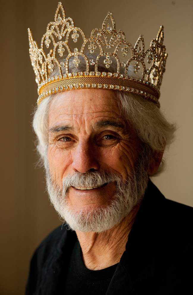 Johnny Matesich, lifelong athlete and adventurer, reigns as King Argus in Metairie _lowres