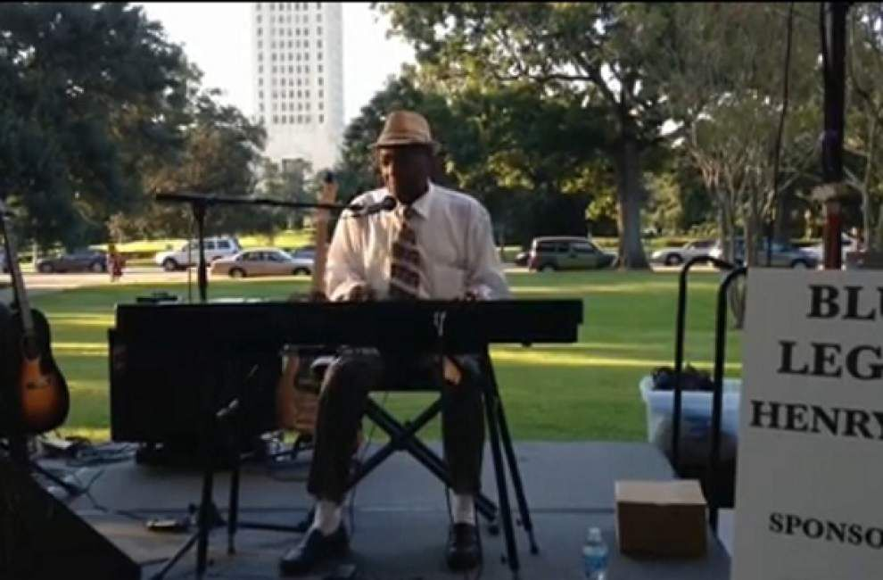 Blues Foundation hosts legendary performer _lowres