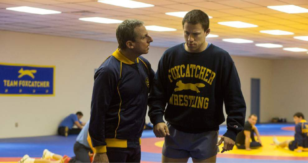 Review: Chilling 'Foxcatcher' wins with talent, direction _lowres