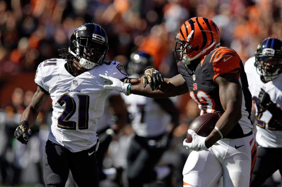 Ravens' secondary braces for Drew Brees, Saints _lowres