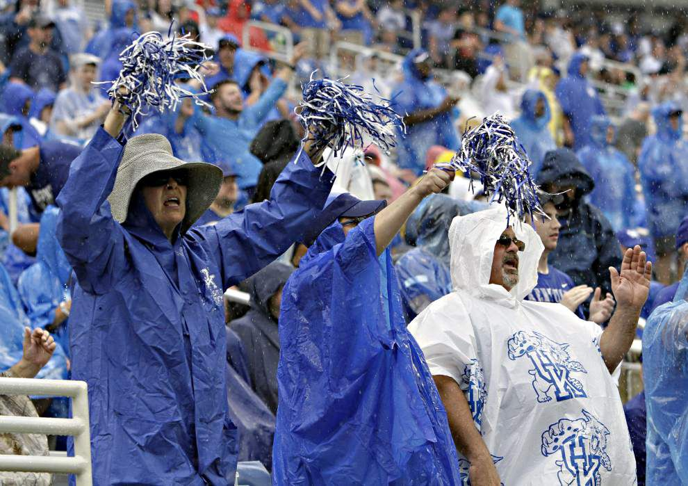 Ragin' Cajuns will play at Kentucky in 2015, Athletic Director Scott Farmer says _lowres