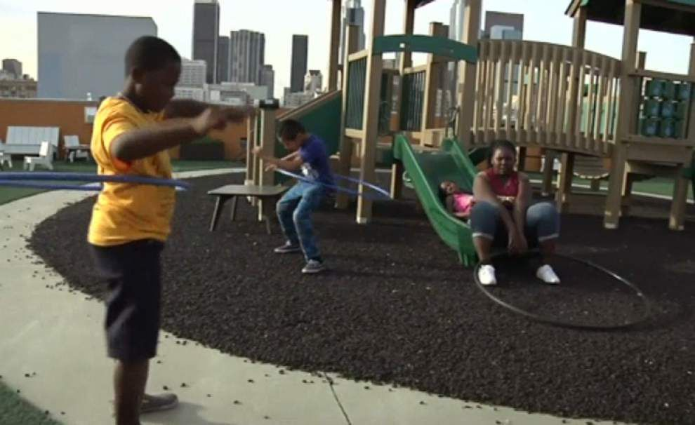 Report: Child homelessness rising in U.S. _lowres