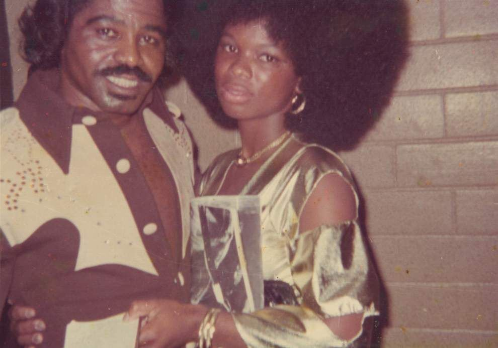 BR woman details relationship with James Brown _lowres