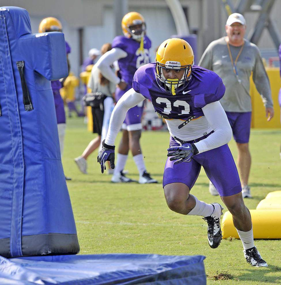 LSU notebook: Frank Herron in line to fill Quentin Thomas' spot at defensive tackle _lowres