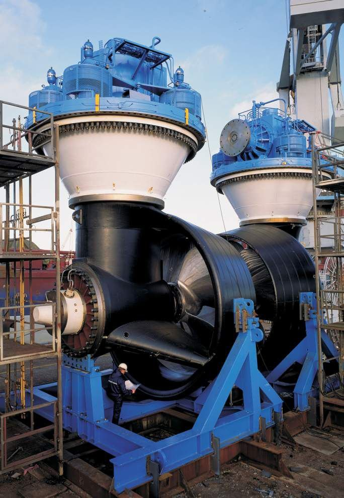 Rolls-Royce to supply tug vessel motors for Arctic waters _lowres