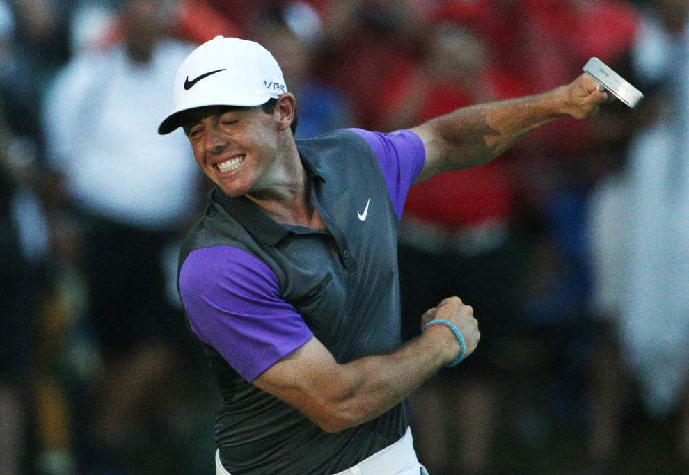 Clutch Rory McIlroy wins PGA title in thriller _lowres
