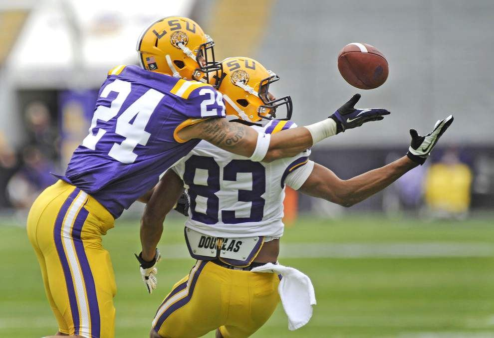 A look at LSU's wide receivers _lowres