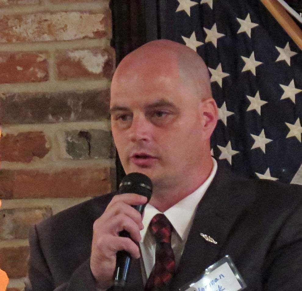 Norm Clark quits 6th district race and backs Dan Claitor's candidacy _lowres