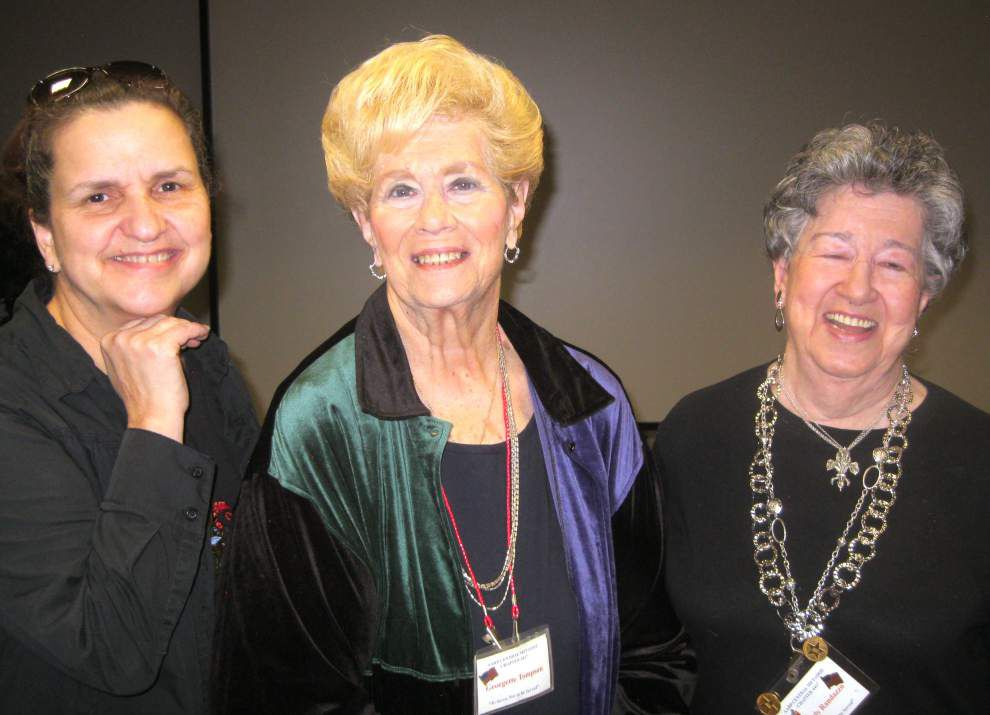 Jefferson Parish AARP chapter plans luncheon with Mardi Gras theme _lowres