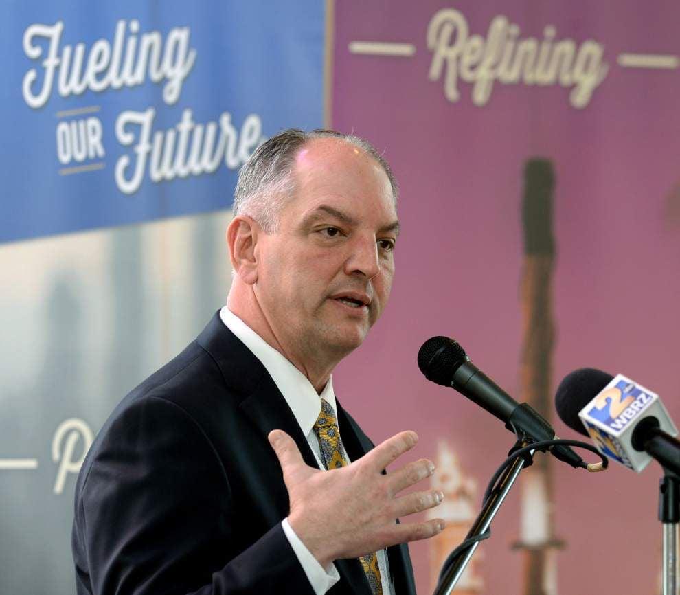 Gov. John Bel Edwards: AG Jeff Landry is testing boundaries _lowres