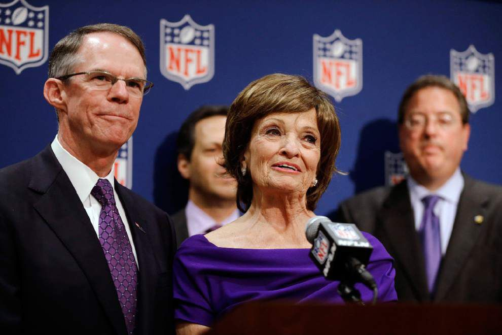 Video: Minnesota group had faith it would win Super Bowl bid _lowres