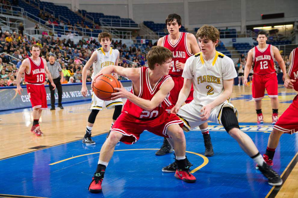 Storylines aplenty in Midland-Anacoco Class B matchup _lowres
