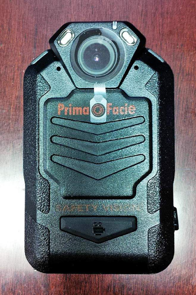 Walker police to be outfitted with body cameras _lowres