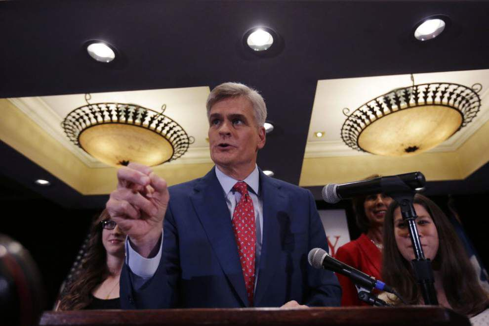 Sen. Bill Cassidy makes another try opposing a little-known feature of 'Obamacare' _lowres