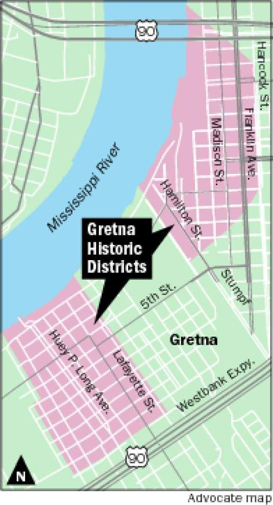 Gretna looks to grant more power to historic commission _lowres