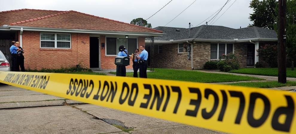 Man, 61, found shot dead inside N.O. East home _lowres