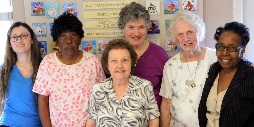 Lakeview Shepherd Center celebrates 37 years of senior programming _lowres