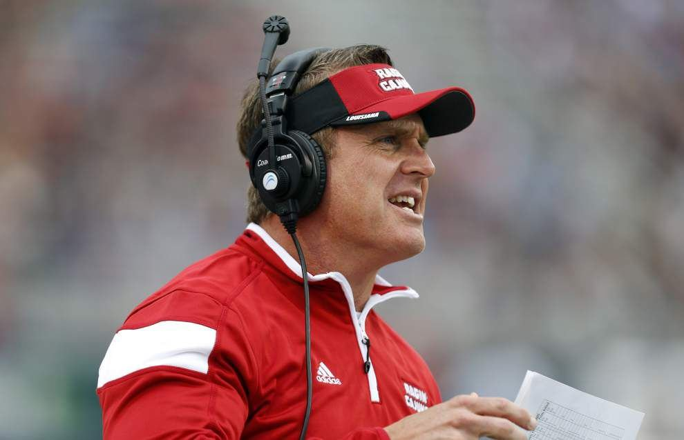 Ragin' Cajuns hire former Texas Tech defensive coordinator Matt Wallerstedt as a consultant _lowres