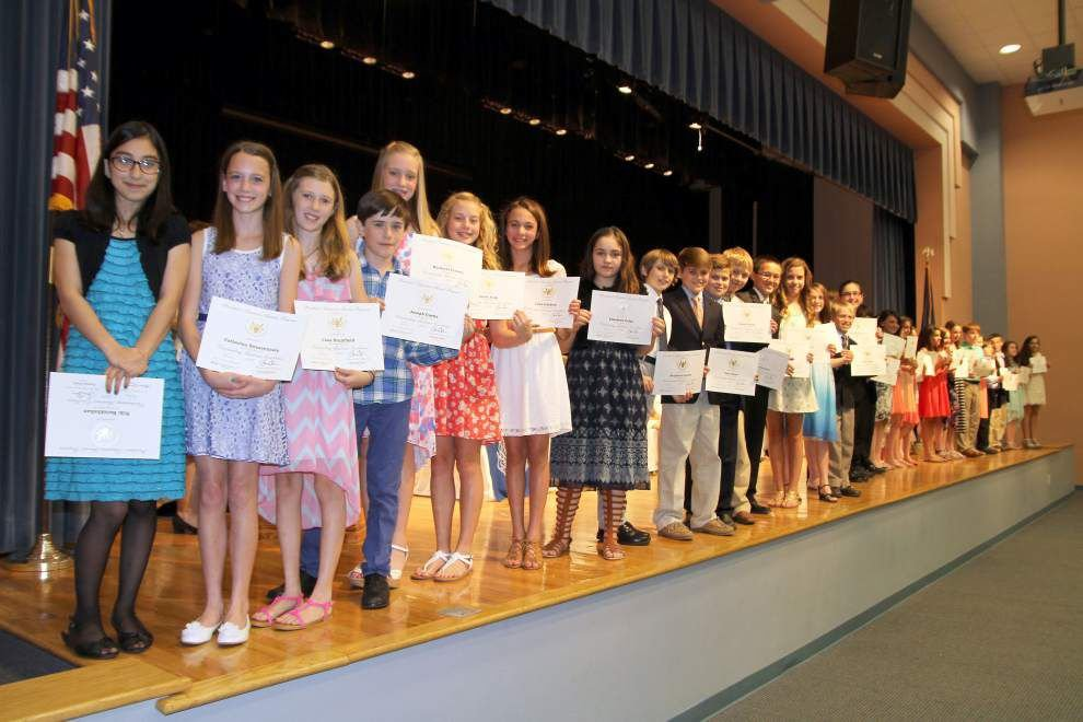 36 Runnels students qualify for Presidential Award _lowres