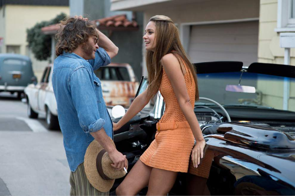 Review: Anderson masterfully brings 'Inherent Vice' to the screen _lowres