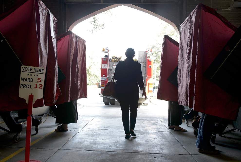 Election 2014 underway in Louisiana; view New Orleans-area sample ballots _lowres
