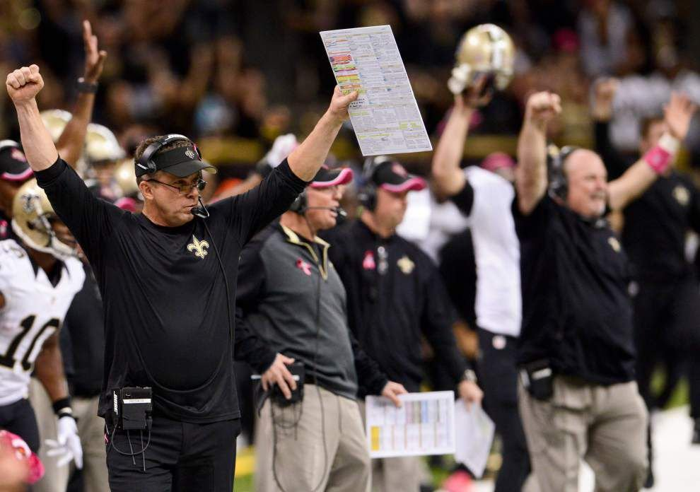 The Saints can't afford to make the same mistakes with their tough schedule after the bye week _lowres