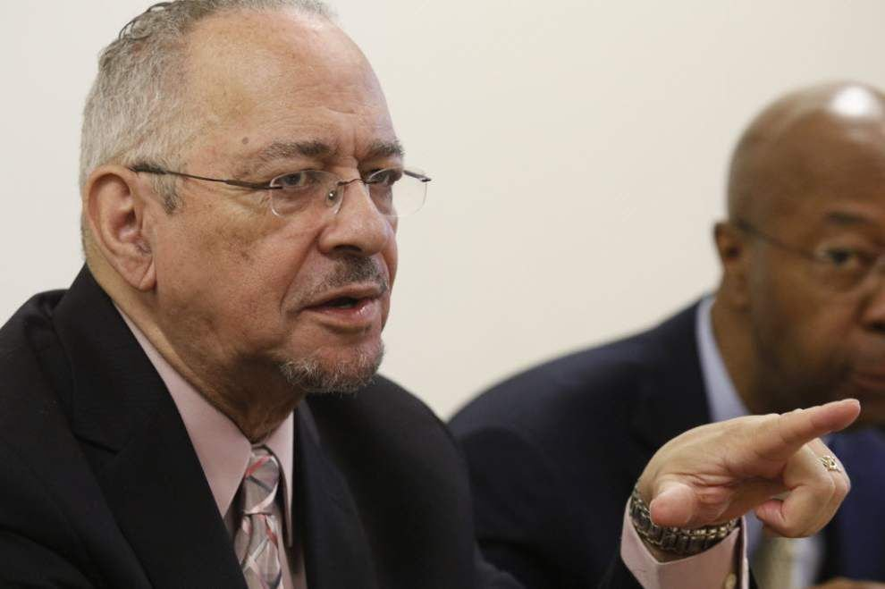 Rev. Jeremiah Wright, former spiritual adviser to Pres. Obama, accepts invite to speak at Southern University _lowres