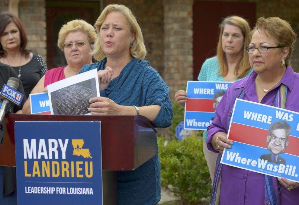 Senate Democrats cancel election advertisements in Louisiana _lowres