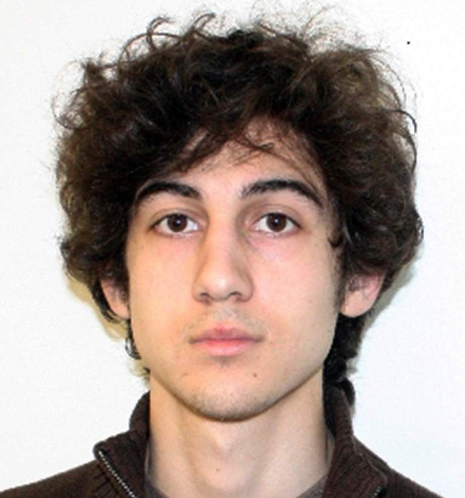 Defense admits to marathon bombing _lowres
