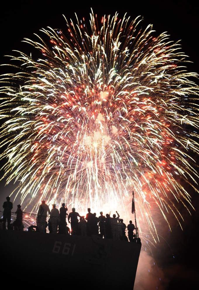 Ask The Advocate: Is the fireworks ordinance enforced? _lowres