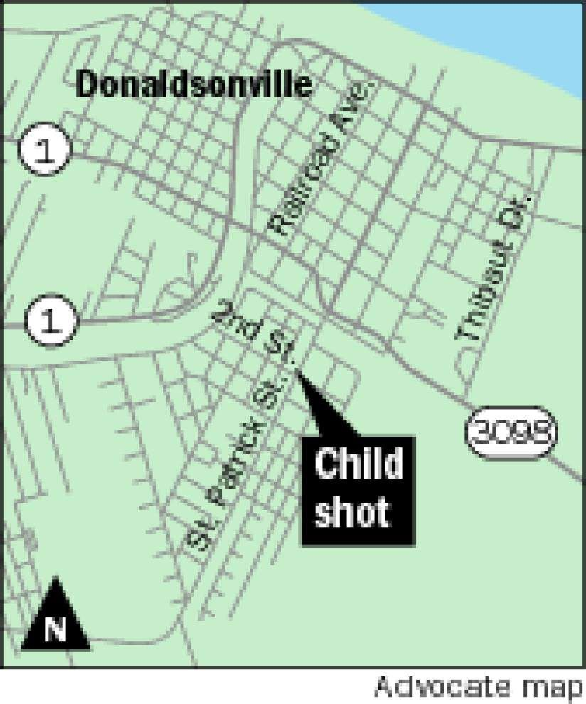 Ascension Sheriff: Donaldsonville man shot Tuesday afternoon reveals shooter's name before he dies _lowres