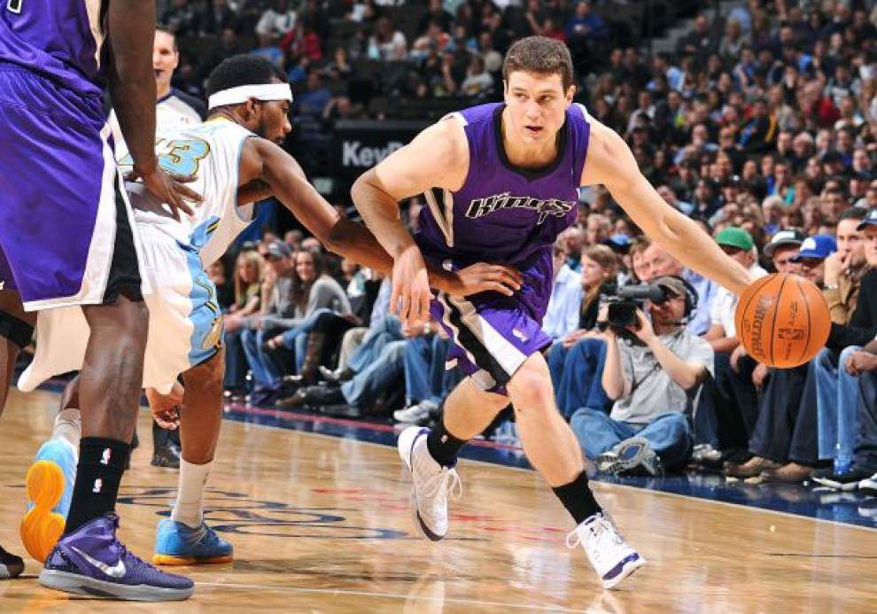 Jimmer Fredette, Ryan Anderson, Alexis Ajincia looking forward to season with Pelicans _lowres