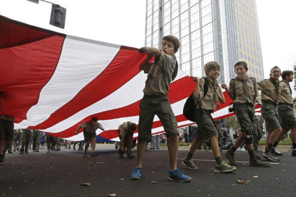 Danny Heitman: A Boy Scout I am not: The unlikely den parent _lowres
