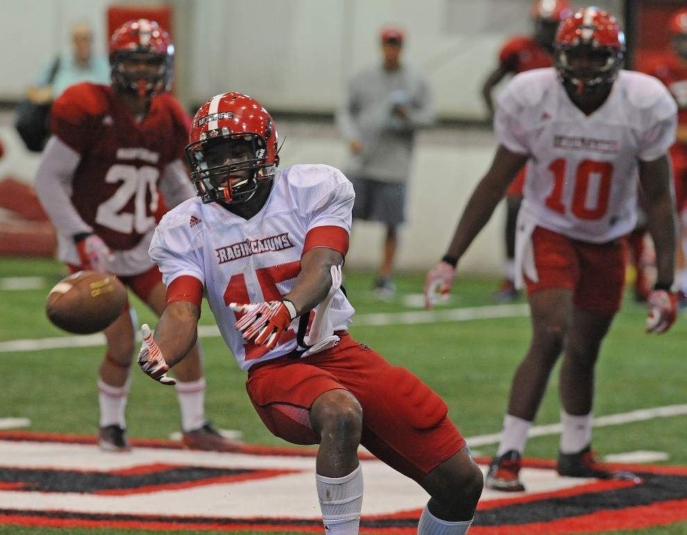 Elijah McGuire to add another wrinkle to Cajuns' arsenal as a return man _lowres