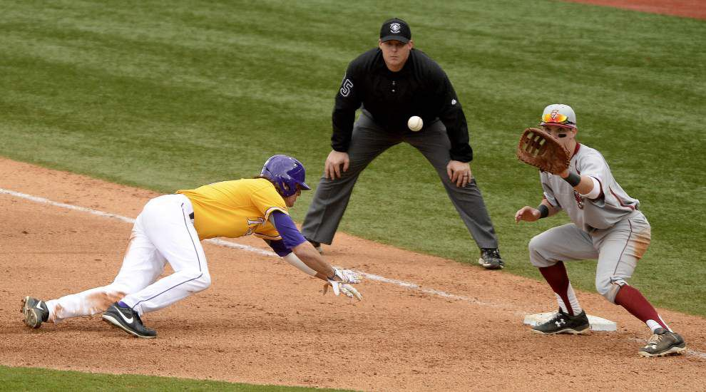 LSU baseball pregame: LSU vs. Houston _lowres