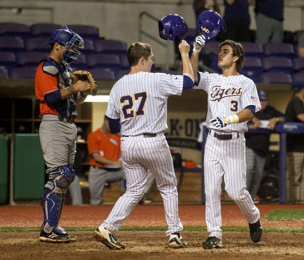 LSU baseball postgame: Tigers defeat Northwestern State 27-0 _lowres