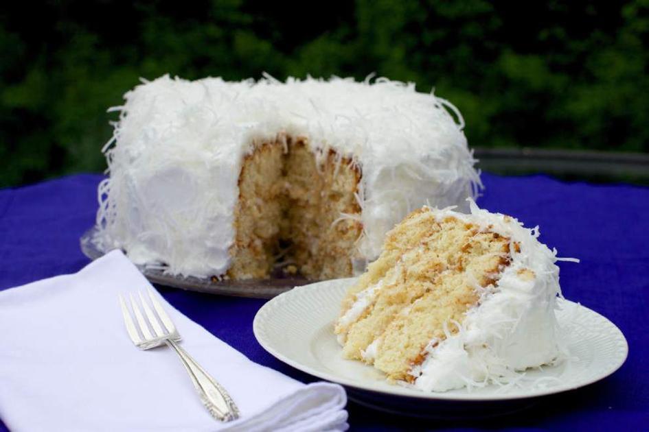 Rabalais Coconut Cake