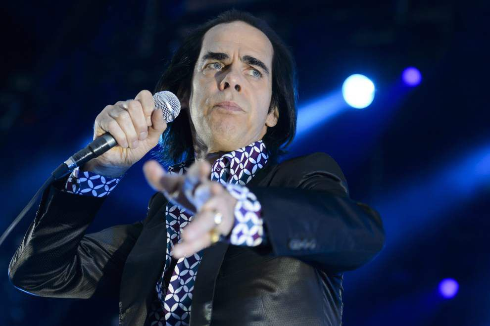 Image-conscious Nick Cave may be growing up _lowres