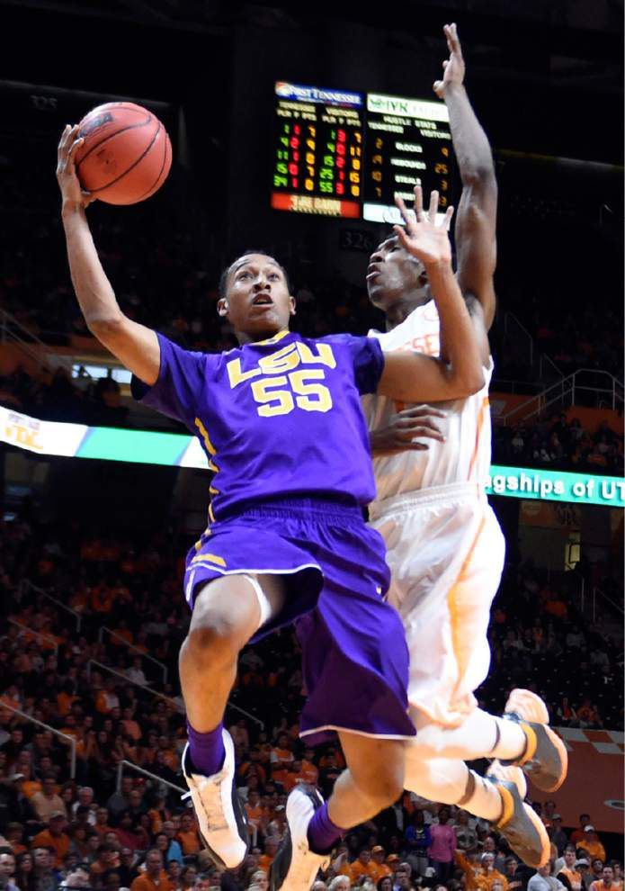 Tim Quarterman's defense key for Tigers in win over Vols _lowres
