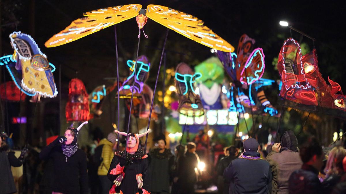 Babylon, Chaos, Muses Mardi Gras parades: Watch LIVE on Krewe Cam sponsored by Gardner Realtors