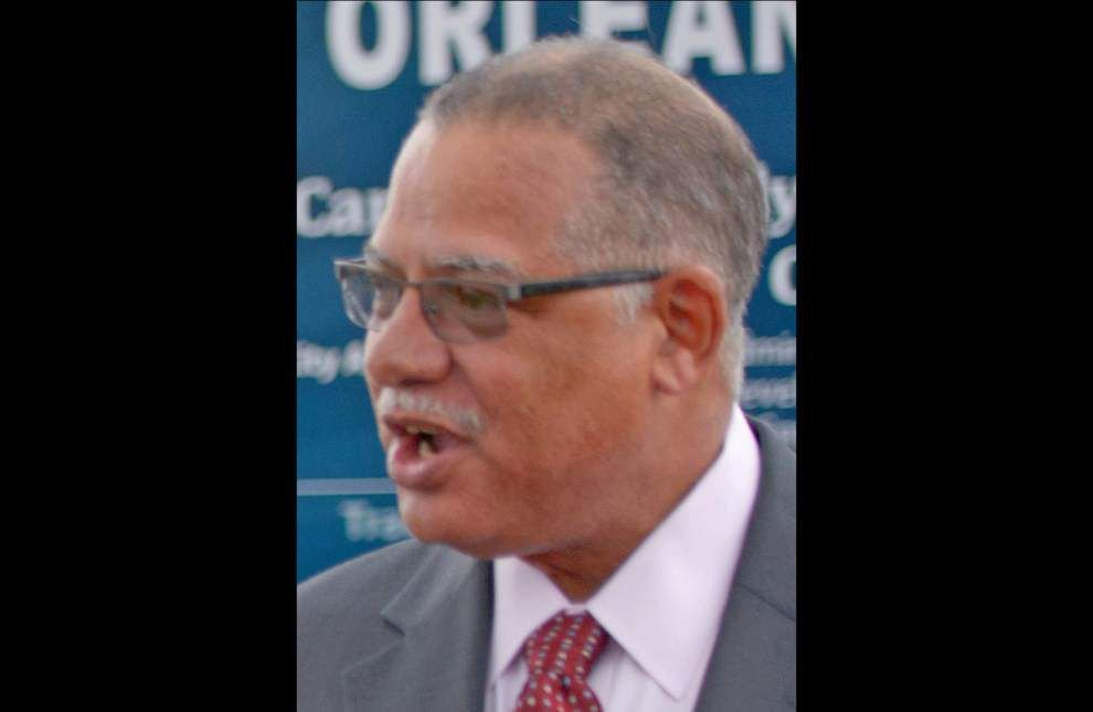 Cedric Grant will take over at Sewerage & Water Board this month _lowres