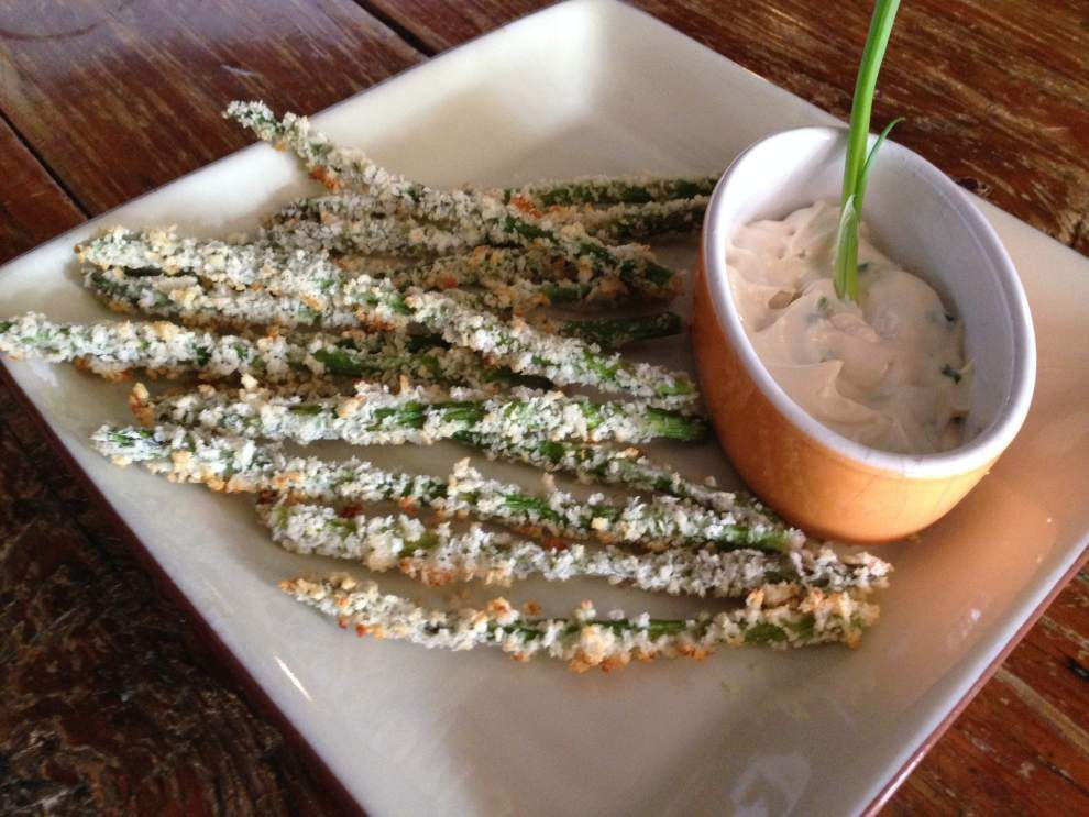 Eat Your Vegetables: Asparagus an appealing appetizer or side dish _lowres