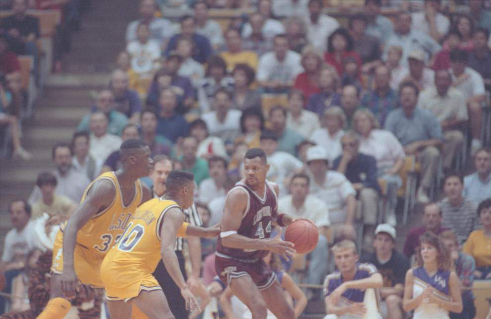 6 things you might've forgotten about the 1990 LSU-Loyola Marymount game _lowres