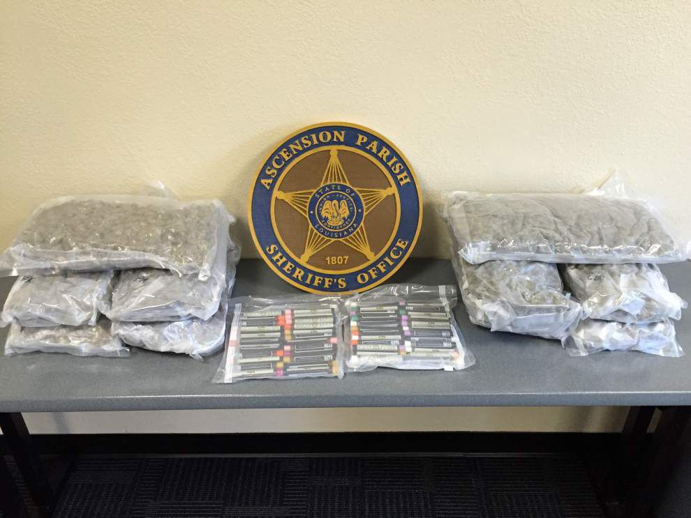 Tip leads to man's arrest on drug counts _lowres